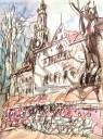 比利时安特维普广场