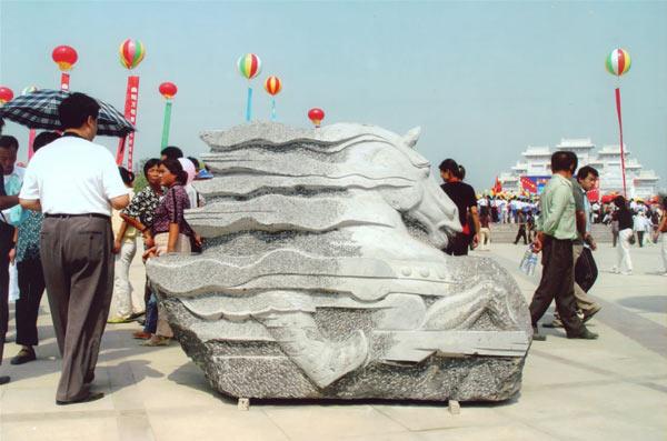 雕塑作品,艺术家徐晓虹作品-中国美术服务