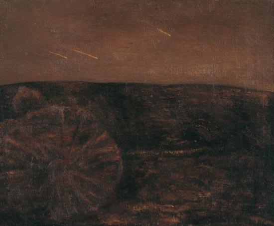 1989年作 高原